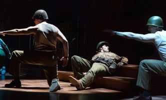 Awarding-Winning 'Bandstand' Brings The Real Struggles Of War To Broadway