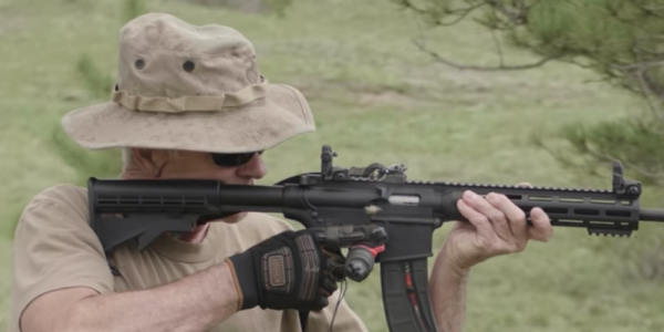 This Unusual Glove Lets You Simulate Full Auto On Any Semi-Automatic Firearm