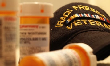 VA Report: Vets In Private Care Are At Higher Risk For Opioid Addiction