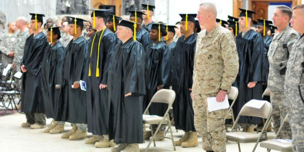 Momentum Has Been Lost In Senate For 'Forever GI Bill', Advocates Say
