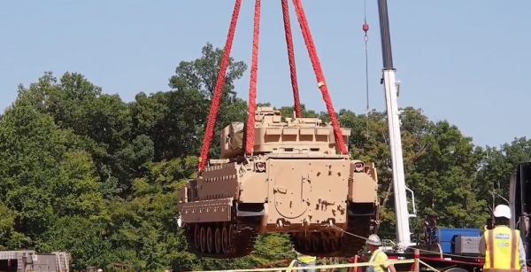 The Army Is Finally Getting A Museum. Here's What's Inside