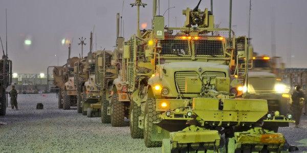 2 US Troops Killed In Convoy Ambush In Afghanistan