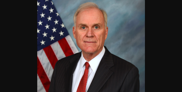Richard V. Spencer Sworn In As New Navy Secretary