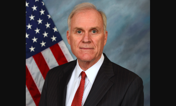 Richard V. Spencer Sworn In As New Navy Secretary