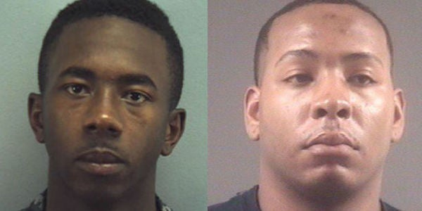 2 Sailors Charged With Arson In Virginia Beach