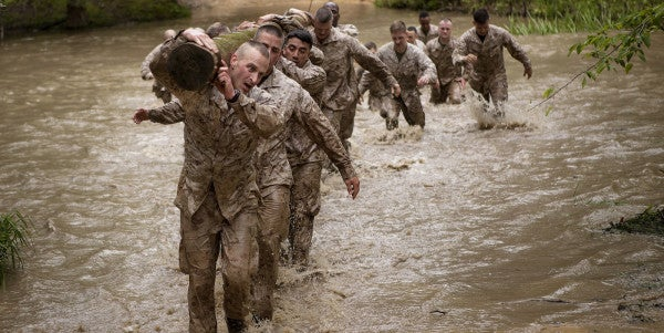 The Marine Corps Wants To Turn Some Of Its Officers Into PhDs