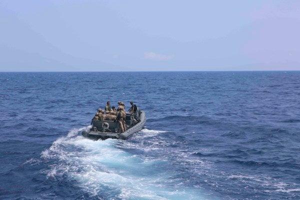 US Navy SEALs Mistaken For Mexican Navy In California Harbor