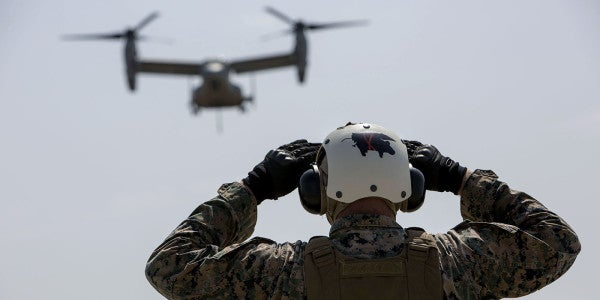 Search-And-Rescue Efforts For 3 Missing Marines Shift To Recovery Operations After Aviation Mishap