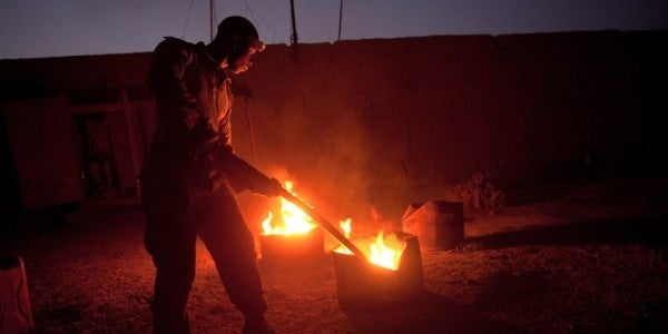 Court Deals Major Blow To Veterans Suing Military Contractor Over Burn Pits