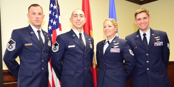 Meet The First-Ever Female Enlisted Air Force Pilot