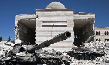 As Syria's War Rages On, The US Stumbles Forward Without A Map