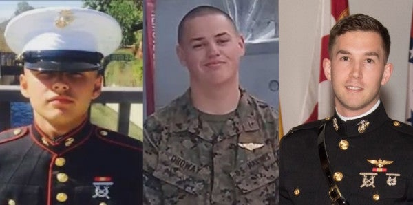 Corps Identifies 3 Marines Killed In Tragic Osprey Crash Off Australia