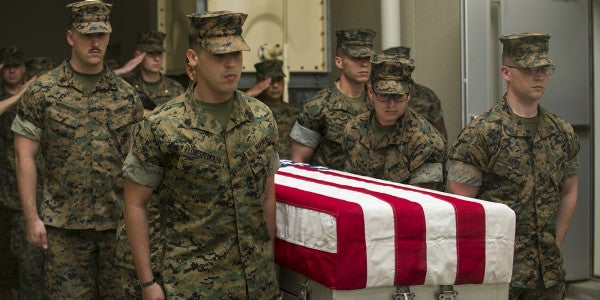 Why Are So Many Marines Dying Far From The Battlefields?