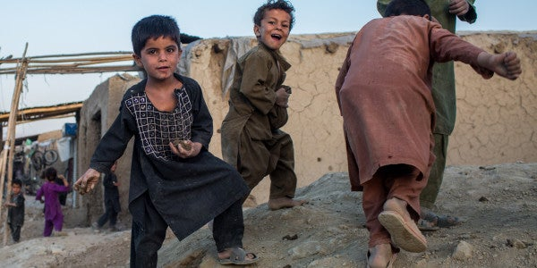 'This War… Is Forever': Afghan Refugees Say What They Really Think About US Forces