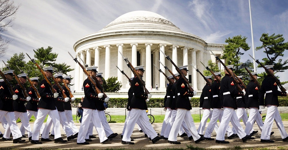 A new top DoD adviser's controversial proposal: get rid of the Marine Corps