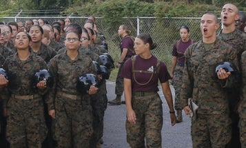 The Corps May Finally Open Boot Camp, Combat Training At MCRD San Diego To Women
