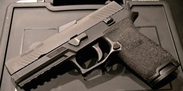 Sig's P320, The Army's New Handgun, Is In Hot Water After Multiple Reports Of Safety Defects
