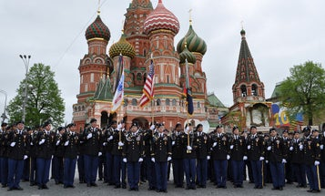DoD Warns Its Personnel Not To Travel To Russia Until Further Notice