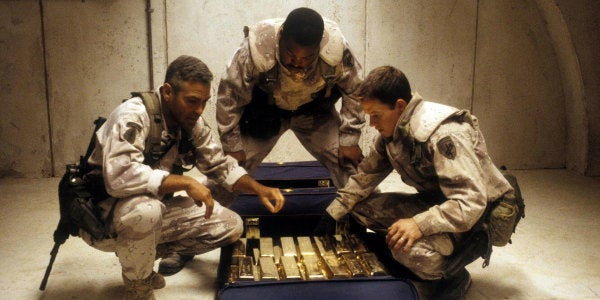 The Gulf War Was A Heist Man's Heaven