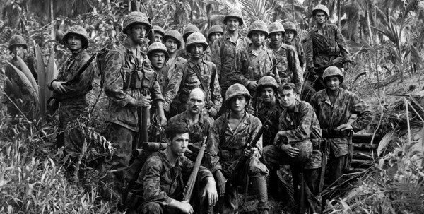 75 Years After The Battle Of Guadalcanal, The 1st Marine Raiders' Legacy Endures