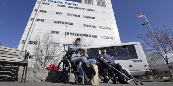 An Advocacy Group Argues Ending Dog Testing At VA Could Hurt Disabled Veterans