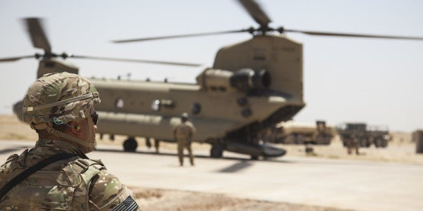 2 US Troops Killed During Combat Operations In Iraq
