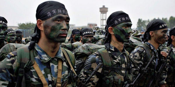 Are China And India On The Brink Of War In The Himalayas?