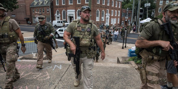 VA Governor On Charlottesville Response: Militias Had 'Better' Guns Than Police