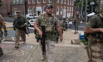 VA Governor On Charlottesville Response: Militias Had 'Better' Guns Than Police