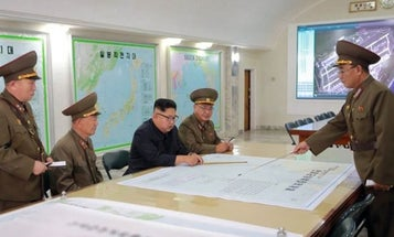 North Korea Stands Down On Threat To Guam