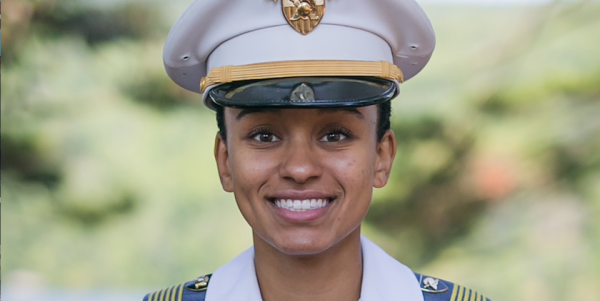 African-American Woman Becomes First To Earn West Point's Top Cadet Position
