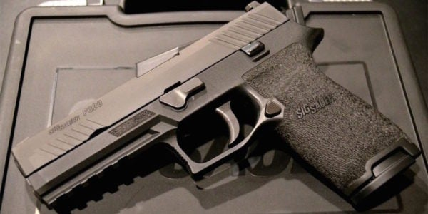 Sig Sauer Launches Free Voluntary Upgrade Program For P320