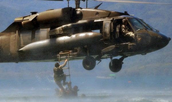 Army Black Hawk With 5 Crew On Board Crashes Off Coast Of Hawaii