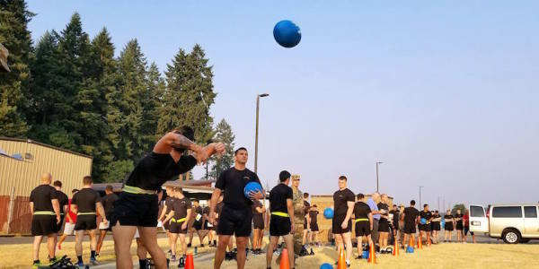 The Army's New Physical Fitness Test Is On Track To Be Fully Implemented Next Year