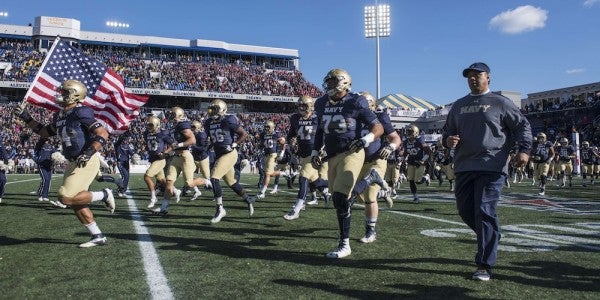 Navy Football Is About To Get Its Own TV Series