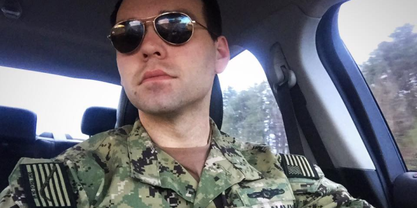 Jack Posobiec, Controversial Conservative Navy Intel Officer, Opens Up About His Military Service