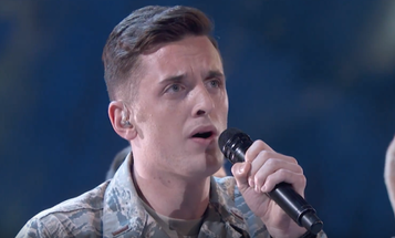 Air Force A Capella Group Soars To 'America's Got Talent' Semifinals