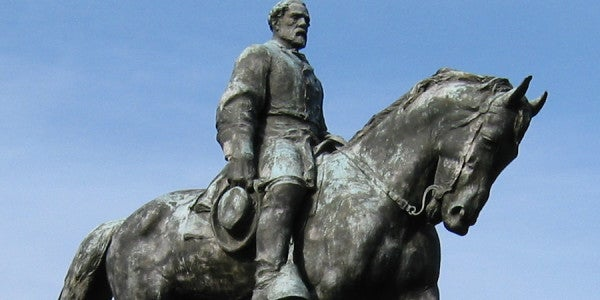 Here's What Robert E Lee Thought About Confederate Monuments