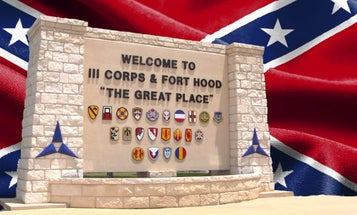 How Did The US Military Get All Those Confederate-Named Bases, Anyway?
