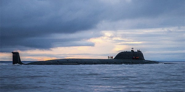 This Video Proves Russia's Attack Submarines Can Hit Any Target On The Globe