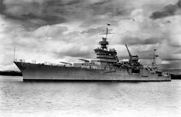 What it was like to survive the infamous sinking of the USS Indianapolis 75 years ago