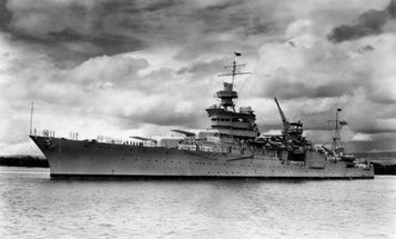 Wreckage Of Sunken WWII Warship USS Indianapolis Discovered 18,000 Feet Under The Sea