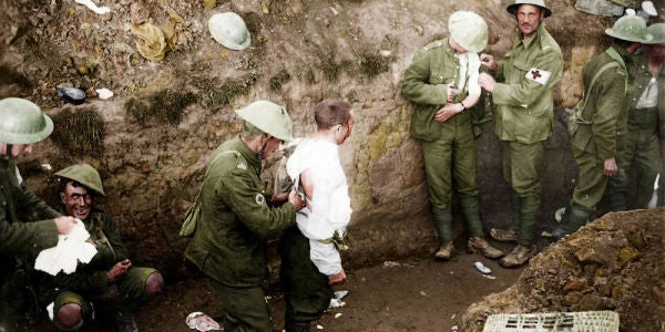From Shell-Shock To PTSD: A Century Of Invisible War Trauma