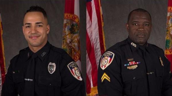 Marine Vet Ranted On Facebook Before Ambush Killing Of 2 Florida Police Officers