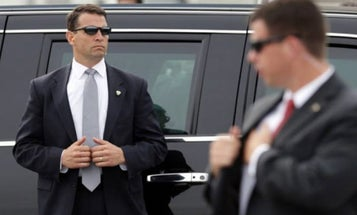 Why The Secret Service Went Broke Half A Year Into The Trump Administration
