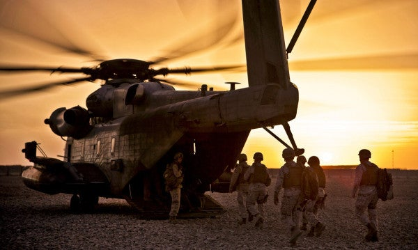 Here's How Many US Troops And Private Contractors Have Been Sent To Afghanistan