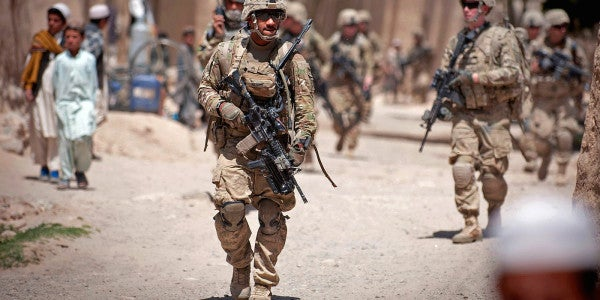 Mattis Hasn't Decided On Number Of US Troops For Afghanistan