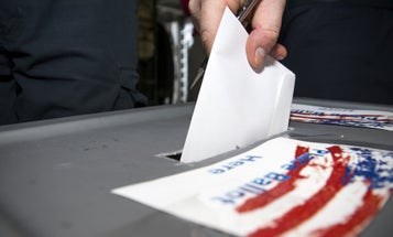 Troops Turned Out In Smaller Numbers For The 2016 Presidential Vote. Here's Why
