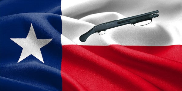 Texans Can Legally Purchase Shockwave-Style Firearms Starting Sept 1