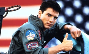 You Can Now Own Maverick's Actual Flight Suit From 'Top Gun'